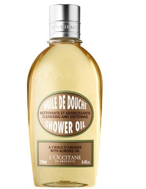 Cleansing And Softening Shower Oil With Almond Oil - L'Occitane | Sephora