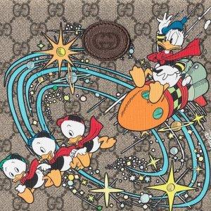 圣诞好礼物Gucci 新款 唐老鸭和它的三个侄子 谁看谁喜欢 谁看谁都爱系列