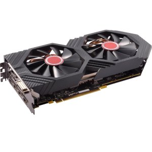 $179.99XFX Radeon RX 580 GTS Black Edition 8GB 显卡