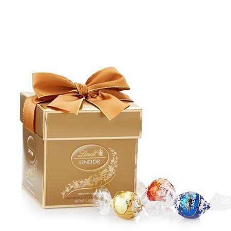 LINDOR 巧克力松露礼盒12颗