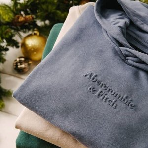 BOGO 50% OffAbercrombie & Fitch Entire Store