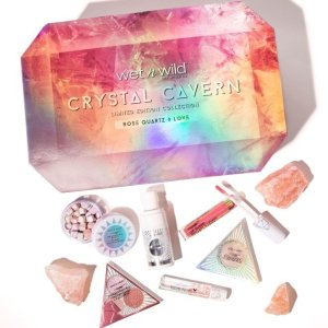 Wet n WildCrystal Cavern Rose Quartz Box