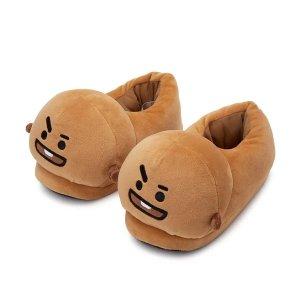 Line FriendsBT21 SHOOKY 室内拖鞋