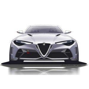 意式风情 超强动力Alfa Romeo Giulia GTA 高性能轿车登场