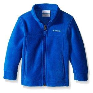 $18(原价$32)Columbia 儿童经典款摇粒绒外套
