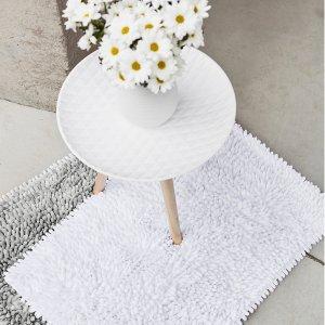 5折起 $2.99收全棉毛巾Simons 清新浴室必备单品 INS风唯美卫浴上线 $9.99收菠萝地垫