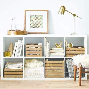 Threshold 8-Cube Organizer Shelf
