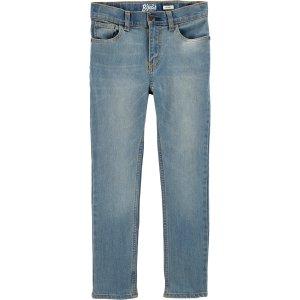 Oshkosh男童、大童牛仔裤