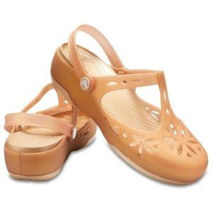 Crocs满$75减$15凉鞋