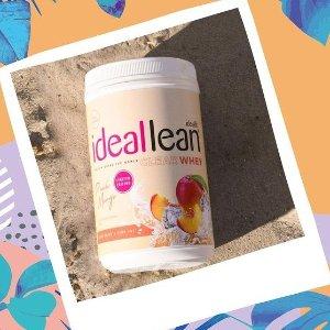额外7.9折 $10.66收能量棒6条独家:IdealFit 女性高端塑身减肥产品 不减胸的秘密请看这里