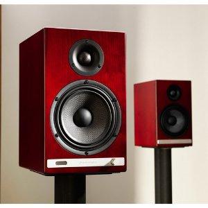 $559Audioengine HD6 樱桃木 无线书架音箱