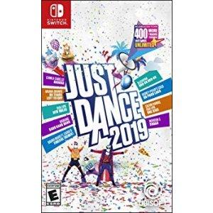 舞力全开 2019 - Nintendo Switch
