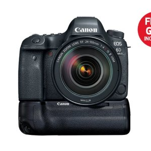 Free Grip with 6D IICanon mother's day sale