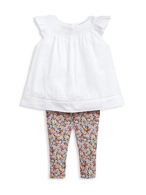 女婴服饰套装