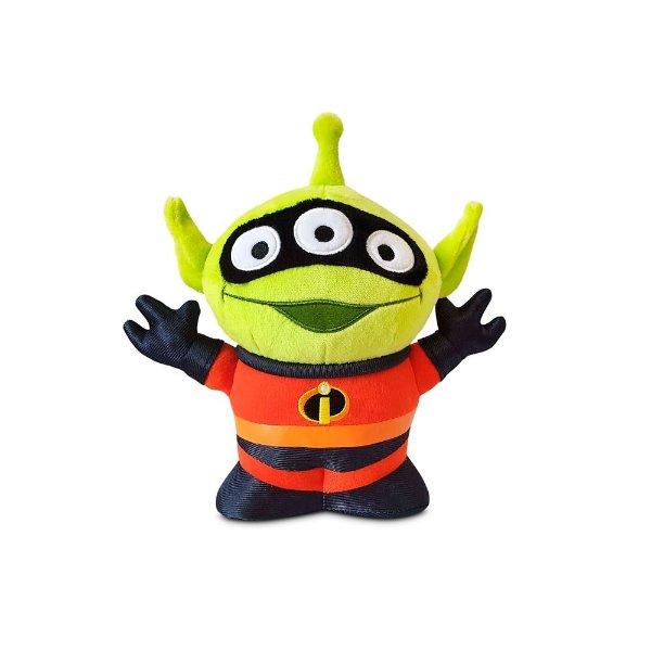 The Incredibles服饰Toy Story Alien 毛绒玩偶
