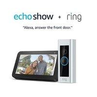 Ring Video Doorbell Pro + Echo Show 5 套装