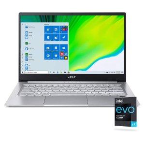 "Acer Swift 3 14"" Laptop (i7-1165G7, 8GB, 256GB)"