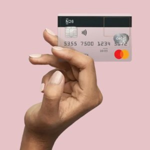 完全免费 无手续费 超市就能存取款如果想在欧洲开个银行卡 你应该选择N26 不在德国也能开户