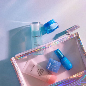 All for $11Hydrating Trial Kit, Pore Care Trial Kit @Laneige