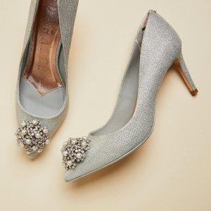 低至5折 凉鞋反季超值Ted Baker 美鞋大促专场 小白鞋£65 显瘦西部靴£89