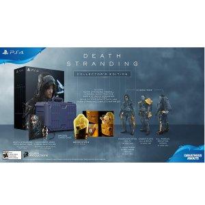 $99 (原价$199.99)《死亡搁浅 收藏家版》PS4 实体版 送BB育婴箱