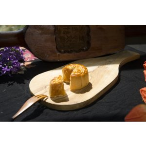 LIMITED TIME - Small Pineapple Coconut Mooncakes (6 Pieces)