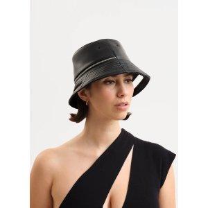 设计感渔夫帽