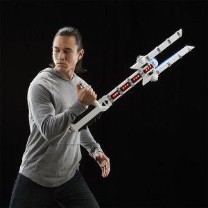 $55.34Amazon Star Wars The Black Series Force FX Z6 Riot Control Baton