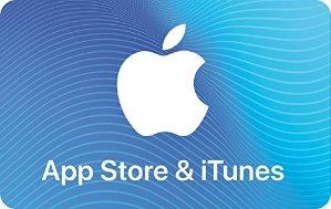 $85补货:App Store & iTunes $100 电子礼卡