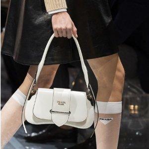 无门槛85折 £488收链条包Prada 精选美包美鞋热卖 款式超全