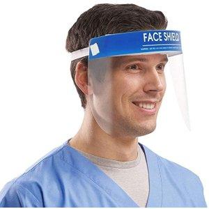 防护面罩10个