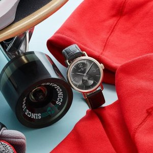 Last Day: From $48Movado Rado CK & More Watch on Doubles Day Sale @ Ashford