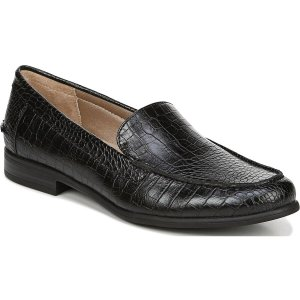 Famous Footwear$15 Off $75LifeStride Women's Margot Medium/Wide Loafer Black, Loafers and Oxfords, Famous Footwear
