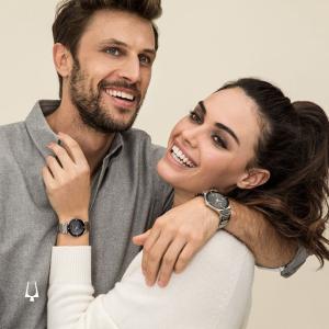 低至2.4折+包郵Bulova 時裝腕表特賣,極簡男表$95,鑲鉆女表$143