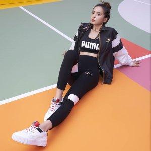 Puma蔡依林同款运动裤