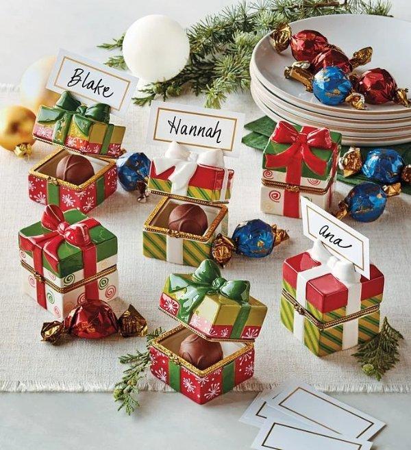 巧克力小礼盒装