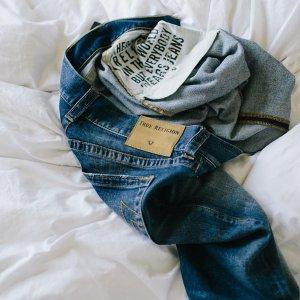 低至4折 虎头上衣$59+ 牛仔裤$60+True Religion官网 精选男女服饰热卖