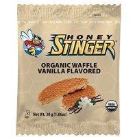 HONEY STINGER 有机蜂蜜夹心华夫饼干 香草口味 16袋装