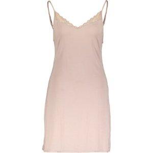 Calvin Klein粉色蕾丝睡衣