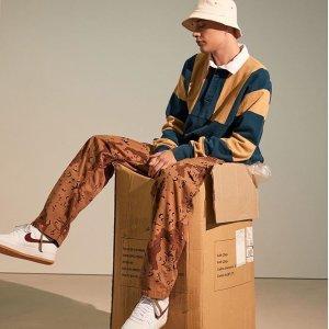 额外6折白菜价 T恤$2.99即将截止:Urban Outfitters 折扣区男士服装配饰热卖