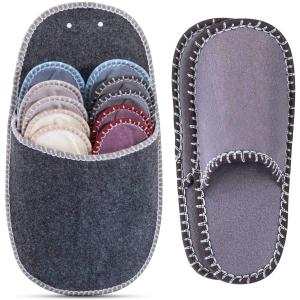 5双仅€10.99ONVAYA 客用拖鞋 36-45码适用 底部防滑可清洗