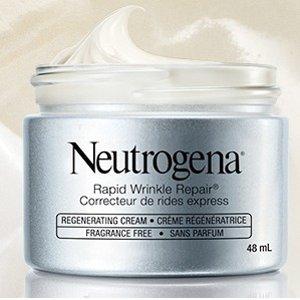 $18.65(Shoppers$37)5折Neutrogena 露得清 A醇去皱抗老面霜48ml 不含香精 提亮肤色