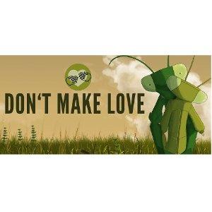 永久免费《Don't Make Love》Steam 数字版 螳螂恋爱游戏