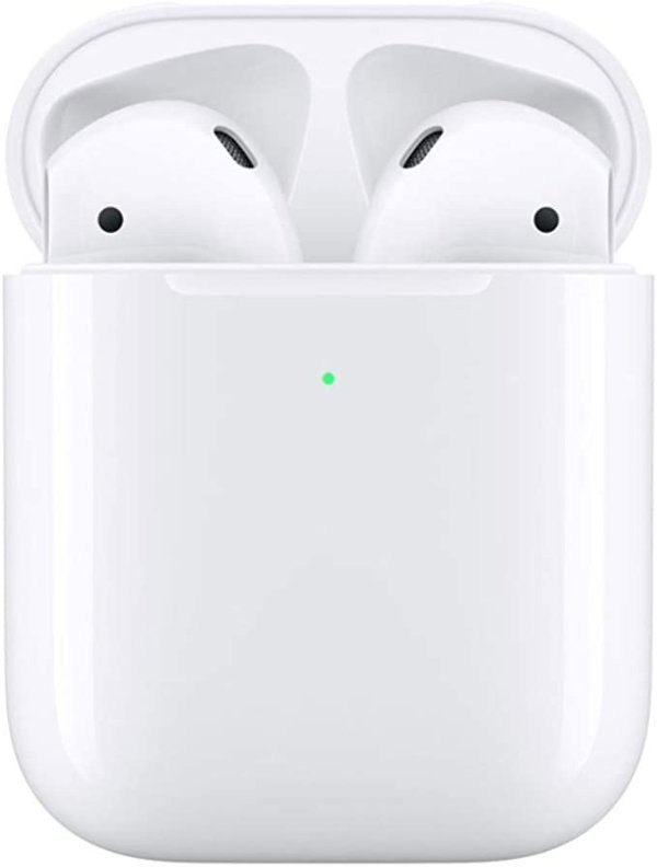 Apple Airpods (2nd Gen.) with Wireless Charging Case
