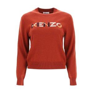 Kenzo圆领毛衣