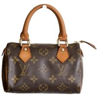 Louis Vuitton Nano Speedy 手提包