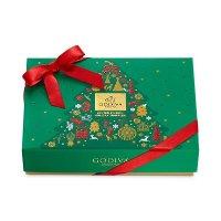 Godiva 巧克力松露圣诞礼盒 12颗