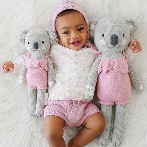 20% OffCuddle+Kind Hand Knit Doll Sale