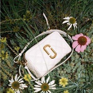 低至5折+额外8折Marc Jacobs 网络周一开抢,精选服饰、美包热卖