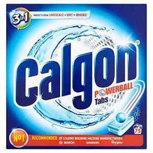 Calgon三效合一软水球 75粒